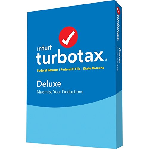 TurboTax Home And Business Federal & State Returns + E